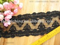 lace trimming , lace