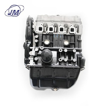 4 Cylinder Aluminum long block LJ465Q-EA engine assembly for changhe