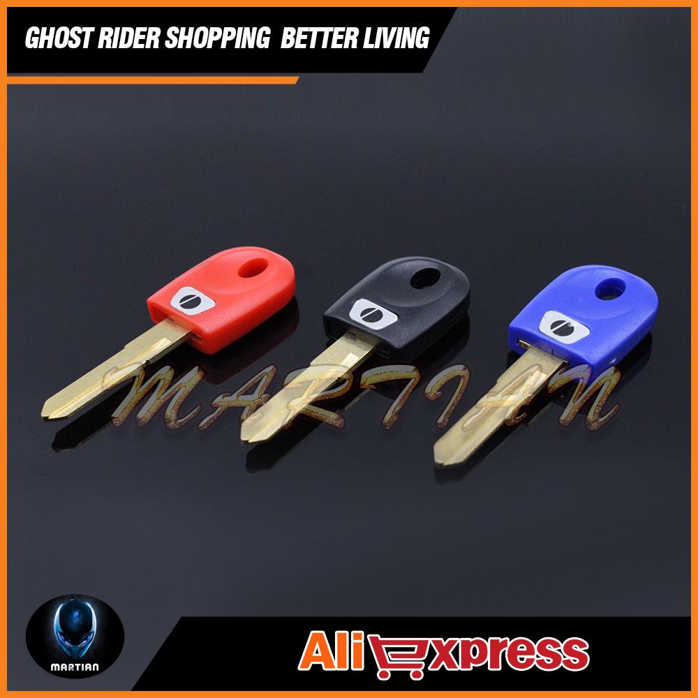 3 шт. одного лотковые ключ для ducati 696 600 748 848 999 1098 800 900 620 мотоцикл кодовый бланк с лезвием