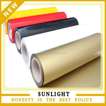 Pu T Shirt Heat Transfer Film Vinyl Wholesale From China