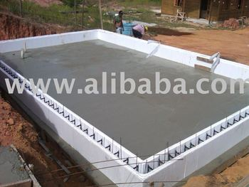 Icf blocks buy icf product on for Icf pool construction
