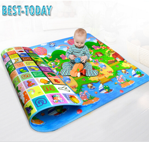 Best-Today China supplier games children's toys educational pvc baby play mat