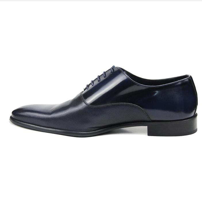 men PU comfortable stylish Hot selling casual leather flat shoes qxP6nUpRTw
