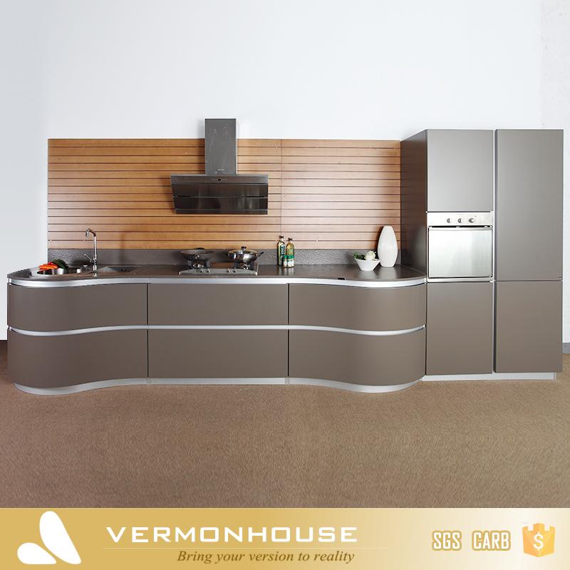 Good 2017 Melhor Venda Vermont Cor Branca Alto Brilho Laca MDF Armário Da  Cozinha Moderna