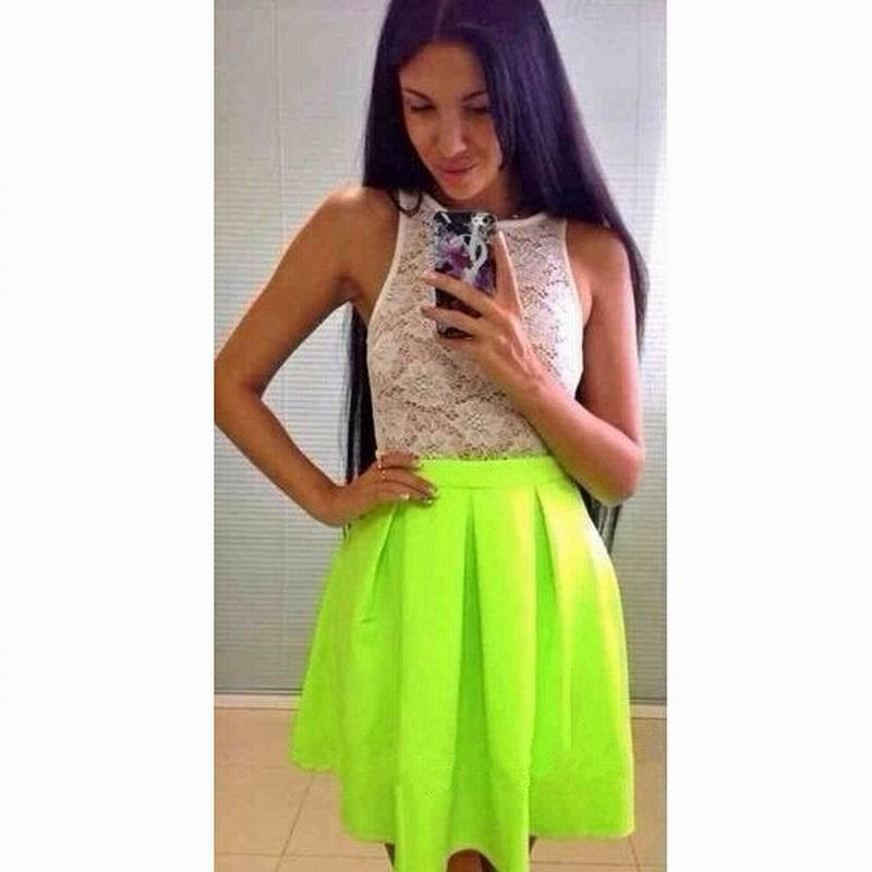 Get Quotations · 2 Piece Set Women Dress 2015 New Summer Casual Dress Sexy  Party Mini Vestidos Two Piece 00f41b236