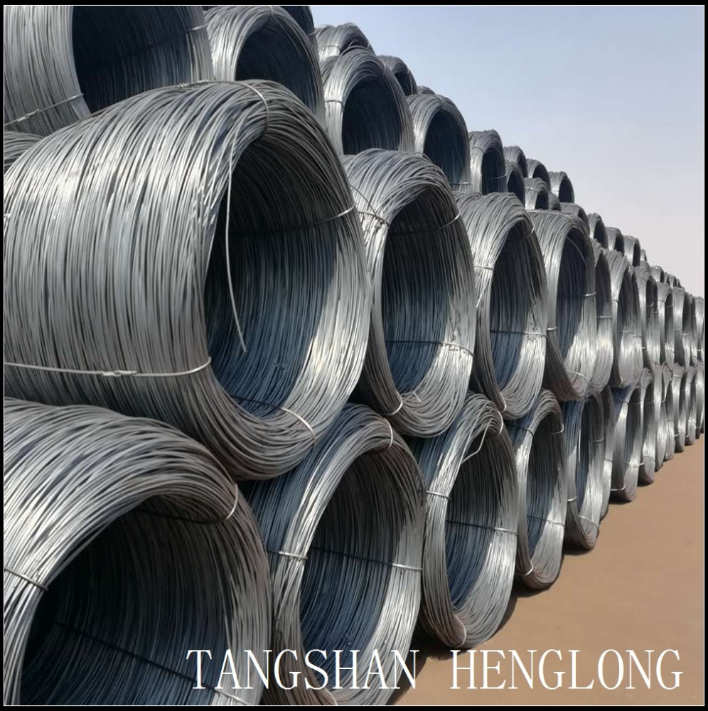 8mm 16mm hot rolled high carbon steel wire coil/steel wire rod/wire rope