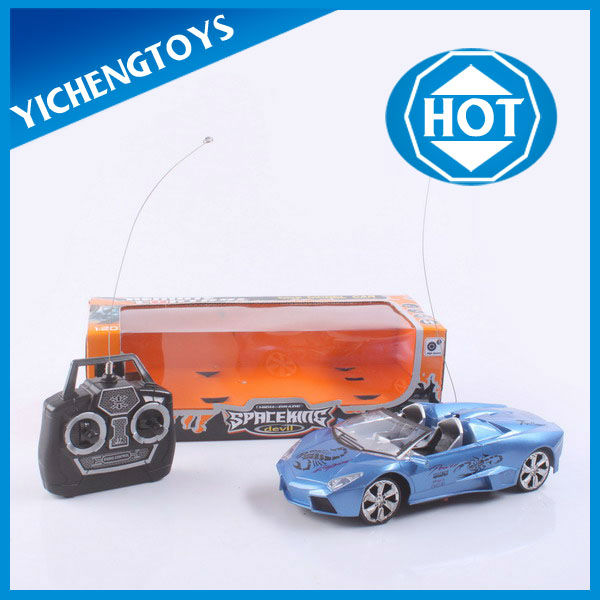 4 channel rc car children electronic toy car