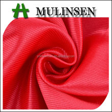Mulinsen Textile High Quality Woven Polyester Dye Satin Fabric Cheapest