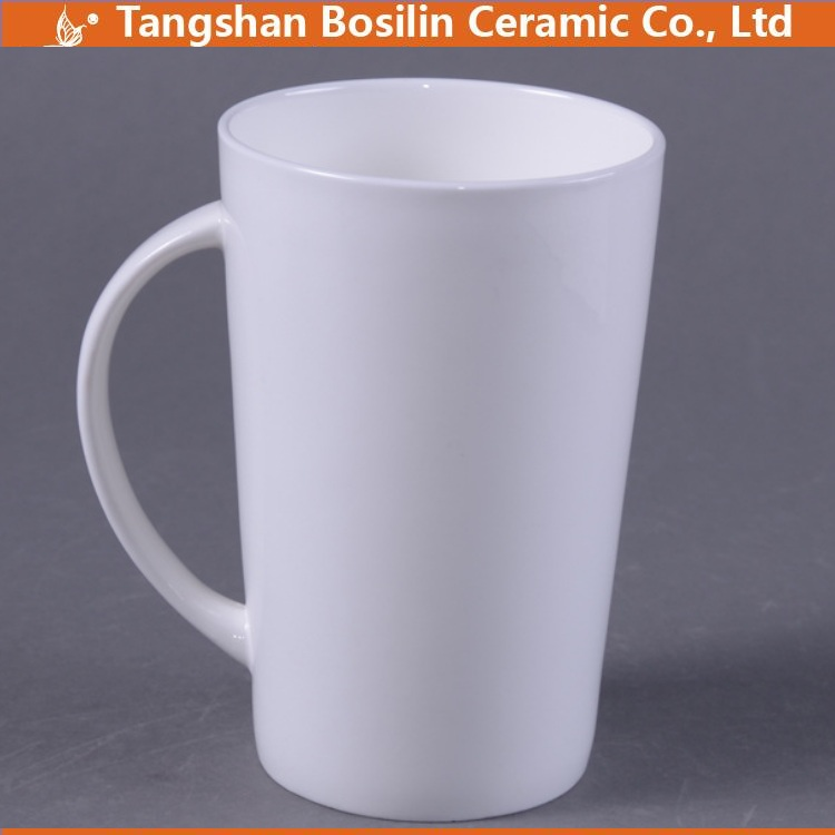 big fine bone china ceramic plain white coffee mugs custom designs wholesale