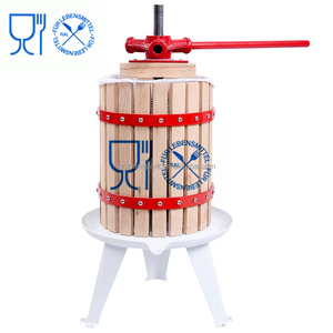 18L/4.75 Gallon Fruit Wine Fruit Wine Apple Cider Press With LFGB