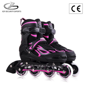 Factory FIRE08 4 yard adjustable aluminium alloy chassis roller skates