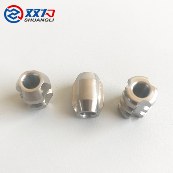 High quality GR2 pure Titanium CNC Beads