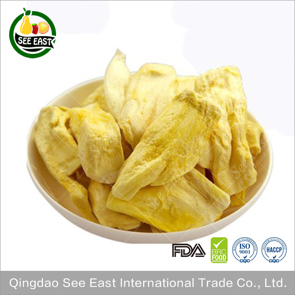 wholesale dried fruit freeze dried jackfruit chips