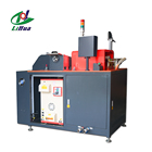 LHF-200 induction heating machine for forging steel bar heater copper bar diameter 15mm to 100mm