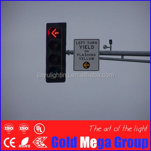 Vehicle Control Signal Lights 200mm,Cross And Arrow Traffic ...