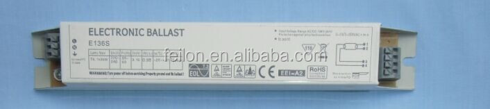 supply kinds of ac electric ballast T2 T4,T5,T6,T8,T9,T10,T12 lighting electronic ballasts