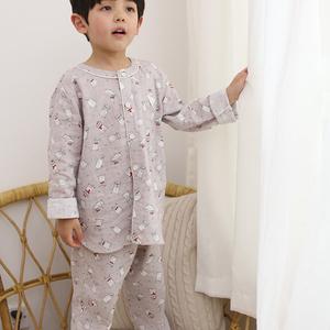 62c99397d6 2019 Brand New Pyjamas Baby Boys Sleepwear Kids 100% Cotton Long Sleeve  Fashion Pajamas