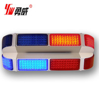 cheap led emergency vehicle lights/road warning strobe light bars/off led flashing amber light bar
