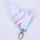 No Minimum Custom Keychains Sublimation Blanks Cheap Neck Lanyard For Keys Accessories