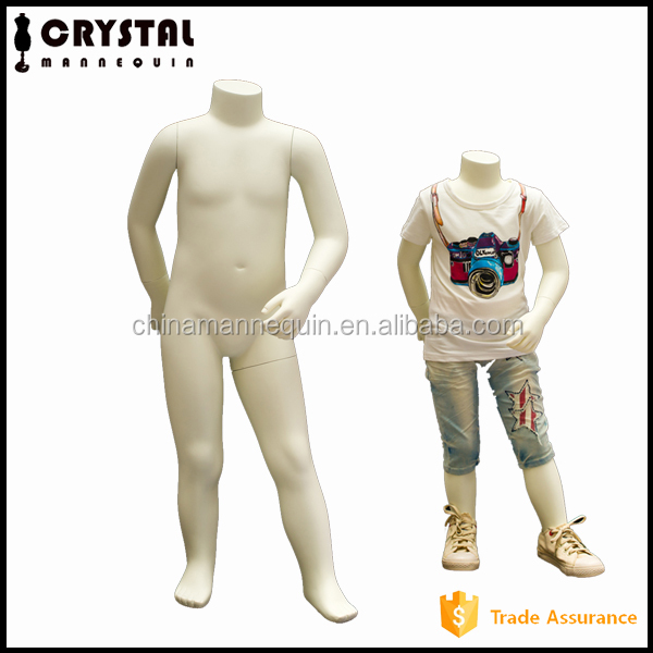 Fiberglass Headless Kids Sex Doll Boy