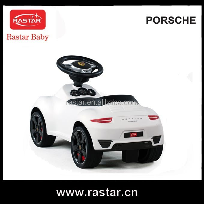 Rastar 2015 Newest Licensed baby toy car for baby walker price