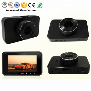 GPS tracking Parking control Dash Cam G6 Private model black box Full HD1296P car camera ADAS Dual cams With G-sensor