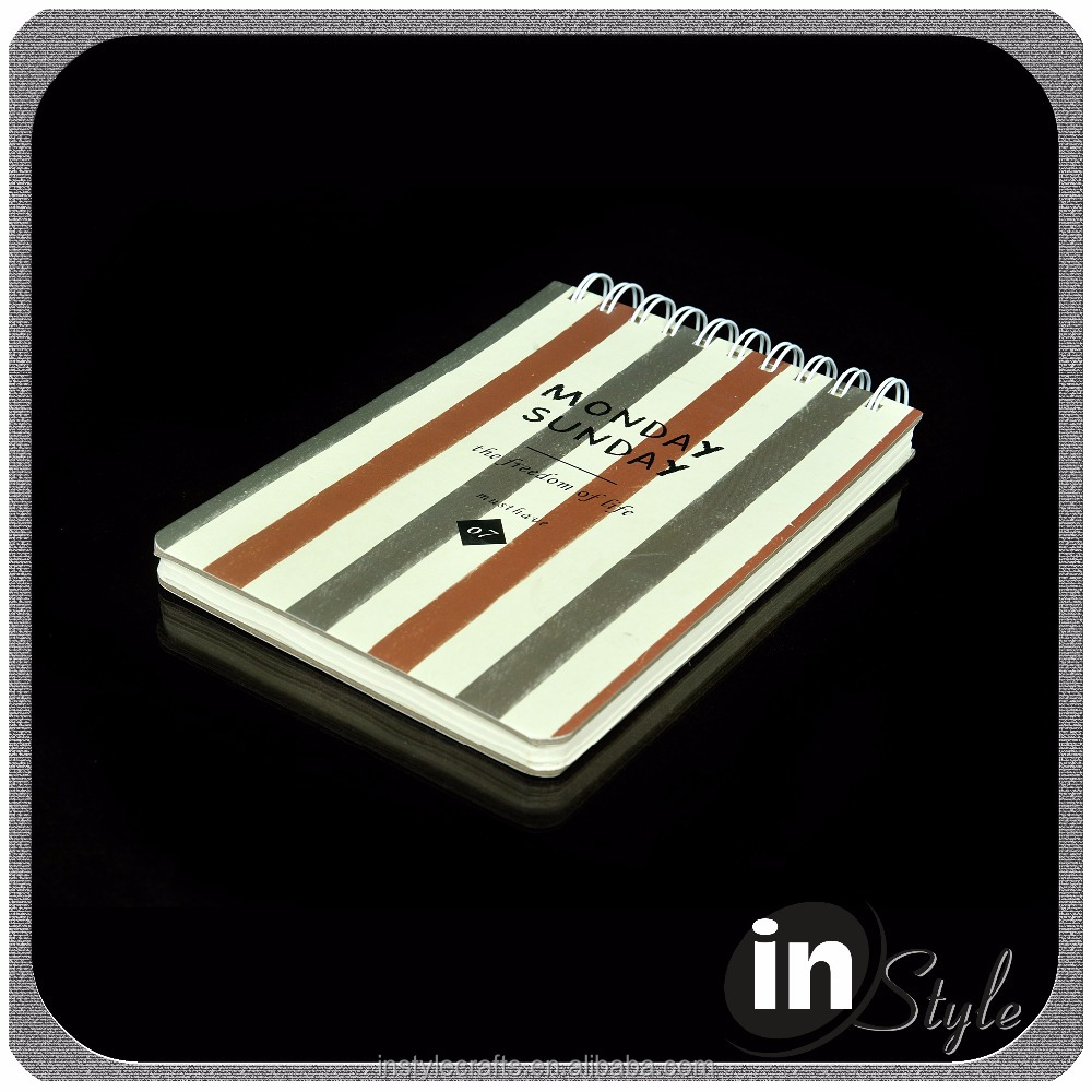 Pocket notebook, journals blank notebook, personalized notebook printing