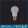 High Efficiency a50 e27 led bulb light,7W led light bulb parts