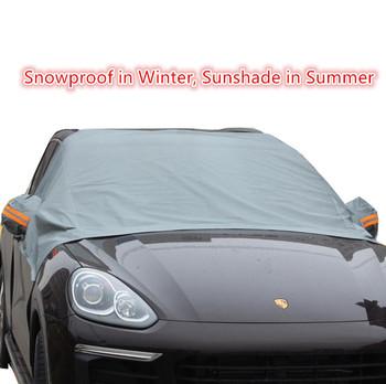Universal Car Windshield Sunshade Foldable Reflective Sun Visor ... 284133c41fd