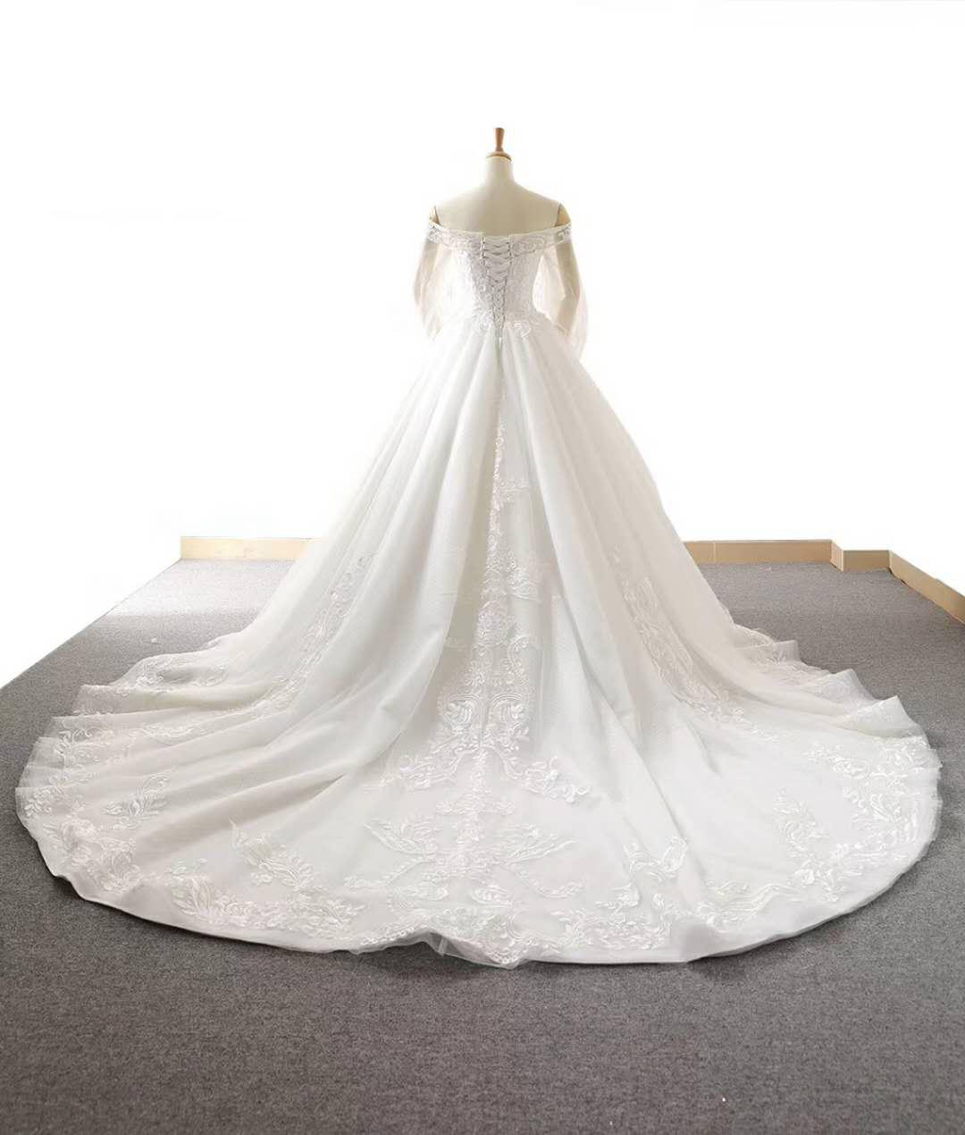 b1a75af21 RSM66612 الزفاف فستان الزفاف ثوب جديد ثوب الوهم العنق رخيصة فساتين الزفاف  الحديثة