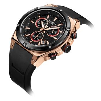 3862450530c1 Reloj MEGIR reloj de los hombres relojes de lujo superior famoso deporte para  hombre reloj de