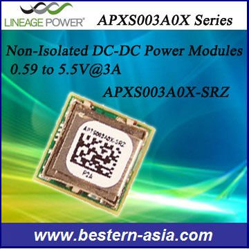 Lineage APXS003A0X-SRZ DC/DC Power Supply