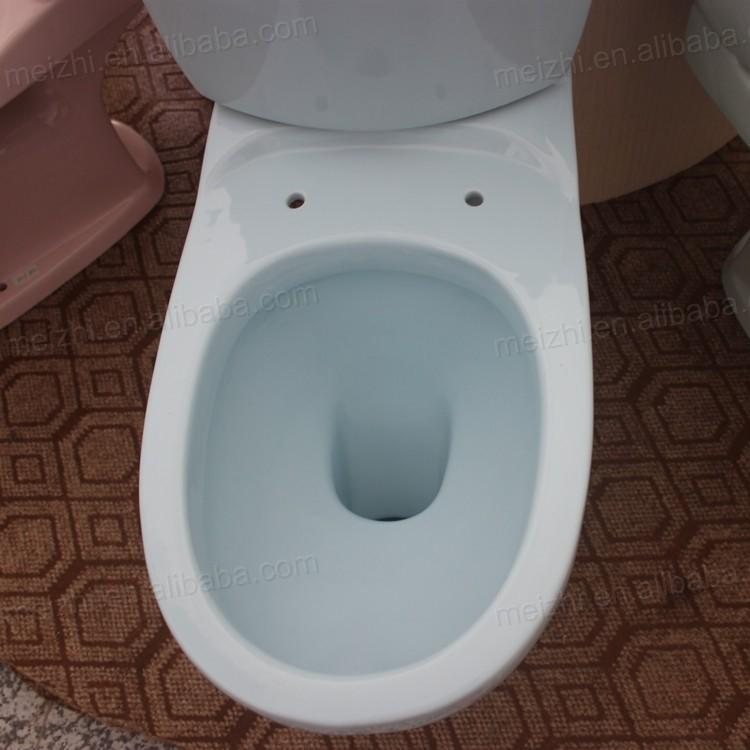 deux pi ces en c ramique bleu cuvette de toilette couleur salle de bains id de produit. Black Bedroom Furniture Sets. Home Design Ideas