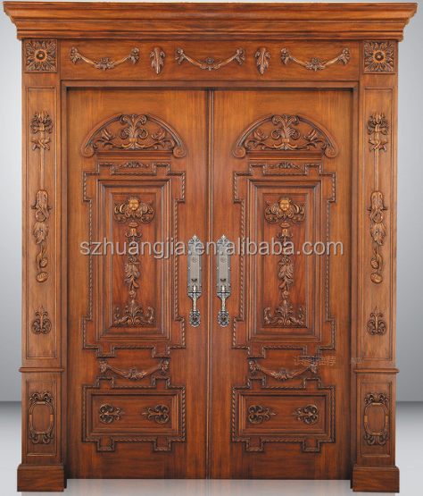 Antique Carved Solid Wooden Double Main Door New Designs   Buy Double Entry  Door Wooden Door Polish Design Safety Wooden Door Design Product on  Alibaba com. Antique Carved Solid Wooden Double Main Door New Designs   Buy