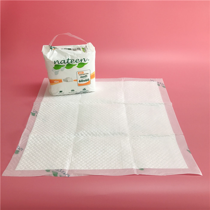 60x60 Patient Bed Sheet Underpad Manufacturer