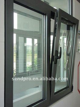 De aluminio rotura de puente t rmico ventana for Ventana oscilobatiente precio