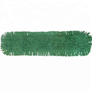 ESD Industrial Synthetic Floor Twisted Loop Dust Mop Head Refill
