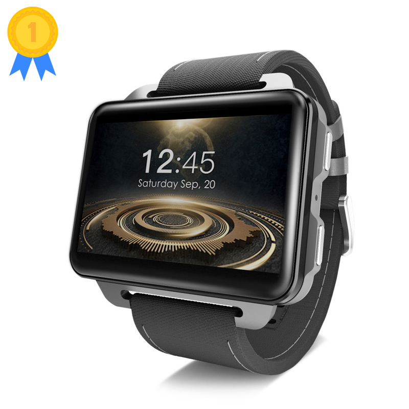 2019 LEMFO LEM4 PRO 3G smart watch mobile phone 1200 mAh large battery 2.2 inch large screen 1 + 16g Report