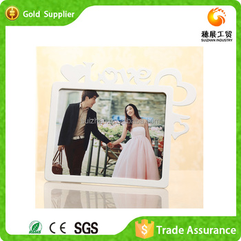China Supplier Natural Wood Frame & Molding Classical Wood Picture ...