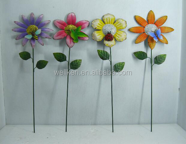 Metal Christmas Garden Stakes, Metal Christmas Garden Stakes Suppliers And  Manufacturers At Alibaba.com