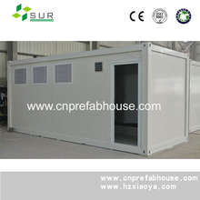 Luxury easy installation folding container house 20ft nz