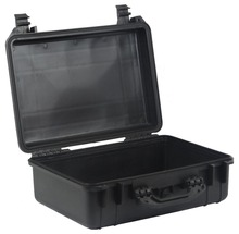 ISO9001 high PP waterproof tool injection hard plastic case
