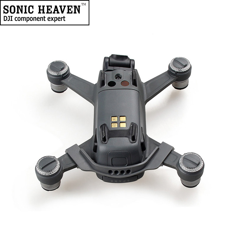 DJI Spark Battery Buckle Holder Fuselage Battery Anti-separation Buckle Cover 3D Printed FPV Racing Quadcopter Drone Spare Part