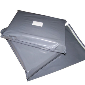 Manufacturer custom plain grey poly mailers oem mailing bags in