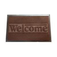 Hot Sale Customized Printed Home Textile Non-slip Door Mat