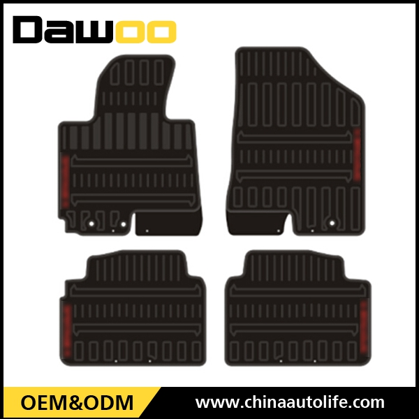Used for SPORTAGE-R 2014 custom floor mats for cars