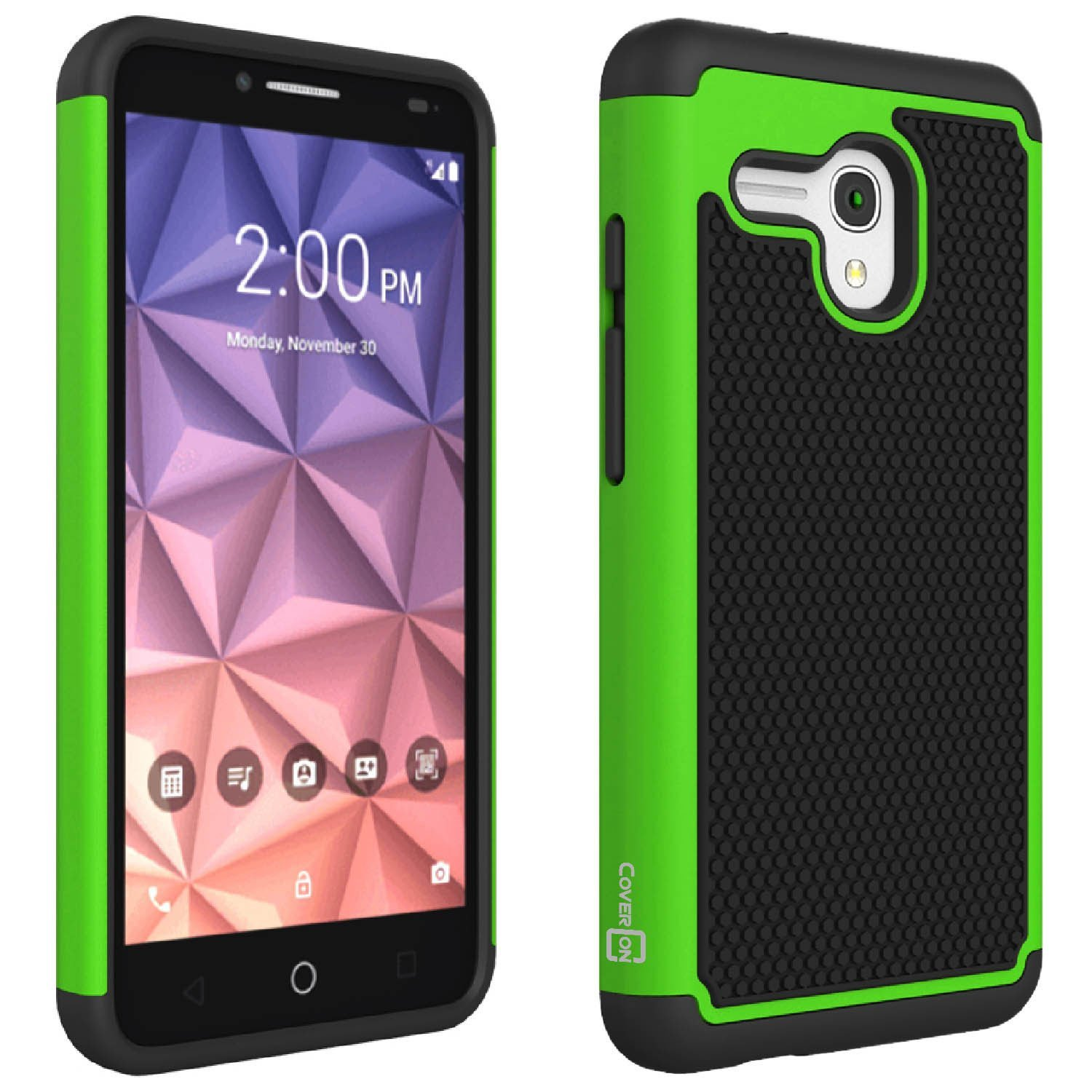 sale retailer d1cc5 c7edb Buy Alcatel Onetouch Pixi Glory Case, Alcatel One Touch Flint Case ...