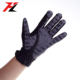 Mens wholesale custom cabretta PU leather golf gloves