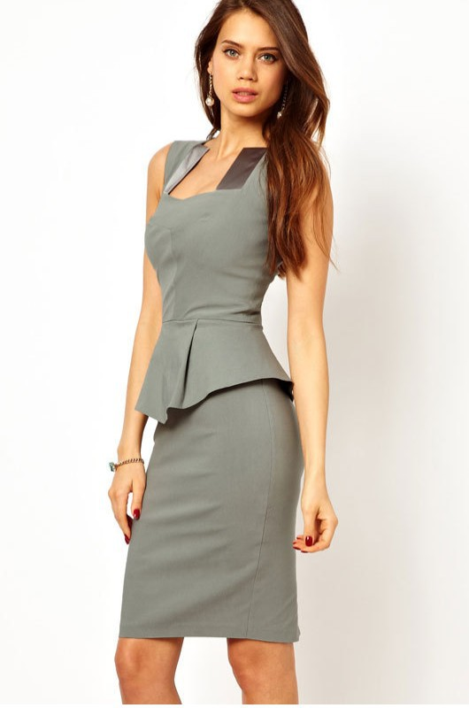 Add a little flair to your work wardrobe with these stylish, office-appropriate clothing picks. Modern Work Clothes for Women. Pinterest. More. View All Start Slideshow. Your office wardrobe doesn't necessarily have to be all-business. (with a business lunch in between), streamline your schedule with a dress that's as multitasking.