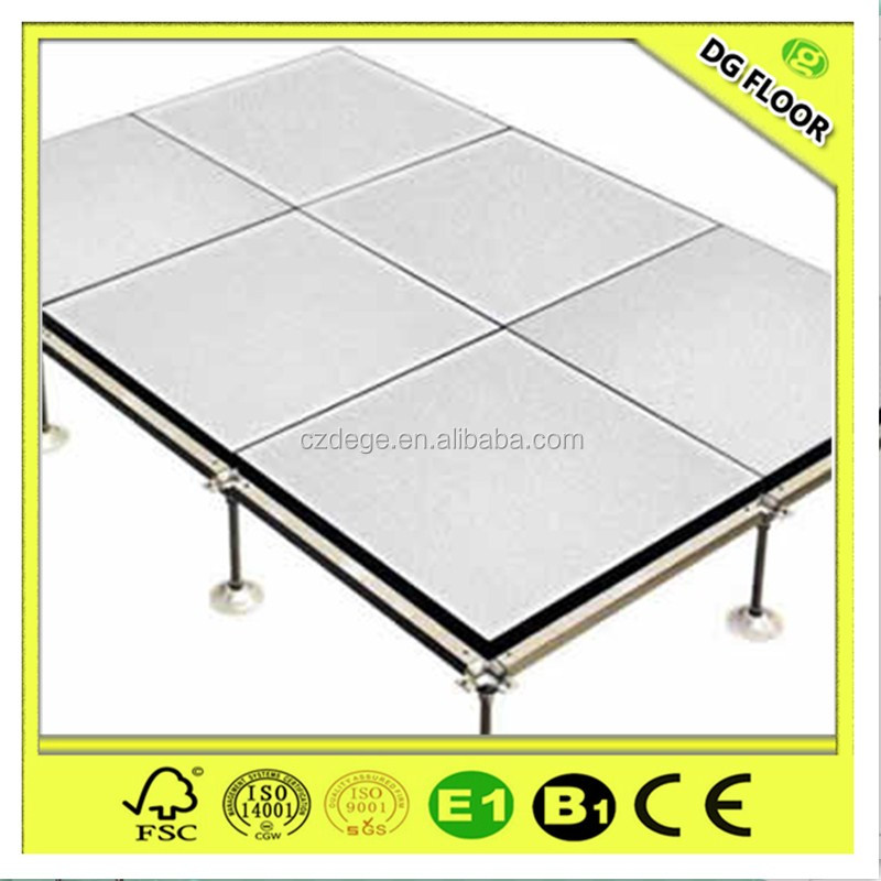 Anti-static Raised Access Flooring/Steel Anti-static Raised Access Floor System